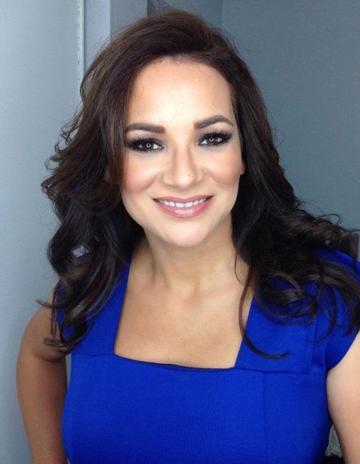 Cecilia Bográn tiene 17 años trabajando en Univision 34