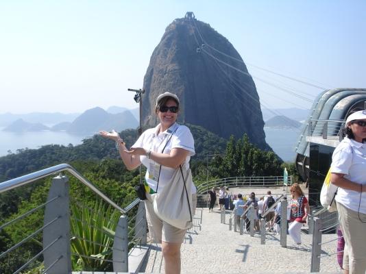 Viaje a Brasil.