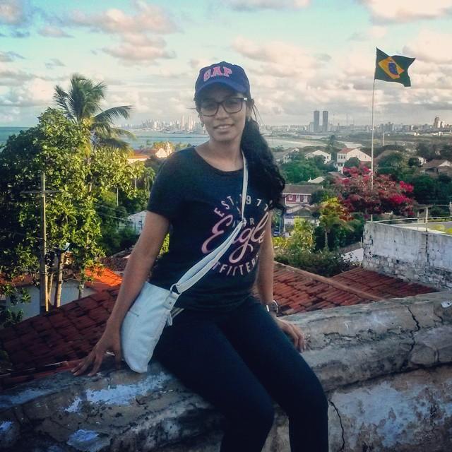 El sueño de Ana es retornar a su país Honduras y ayudar a la infancia en temas odontopediátricos