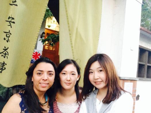 Lidia Reyes Hana Yamazaki y Moya