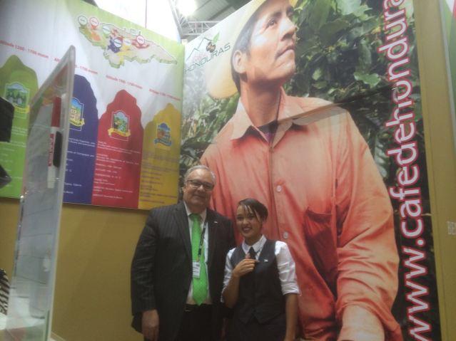Mary la Barista Hondureña que participó exitosamente en la Competencia Mundial