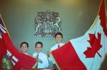 Foto del recuerdo: Rafa y sus hermanos