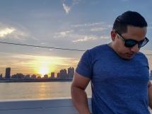 El catracho estudió arquitectura en Honduras