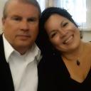 María y su esposo