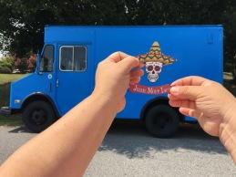 Juan More Tacos está ubicado en Fredericksburg, Virginia