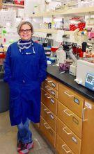 Mary se prepara para revelar al mundo la proteína que curará la distrofia muscular